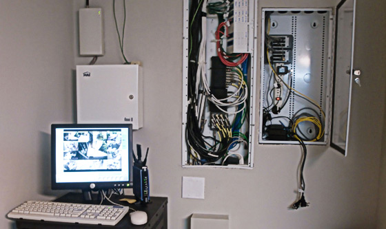Structured Wiring Nightmare « Gallery « Atlanta Integrated Systems